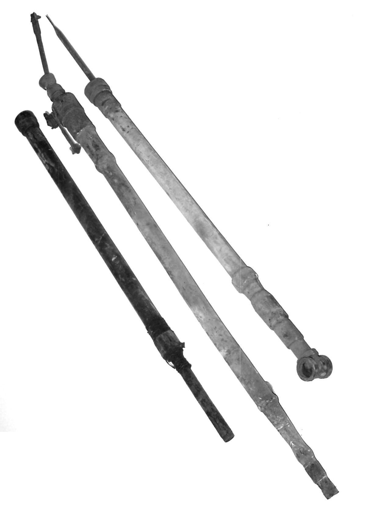 Salt making tools